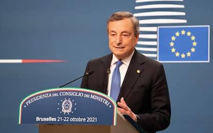 Draghi martedì mattina in visita ad azienda e scuola di Bari