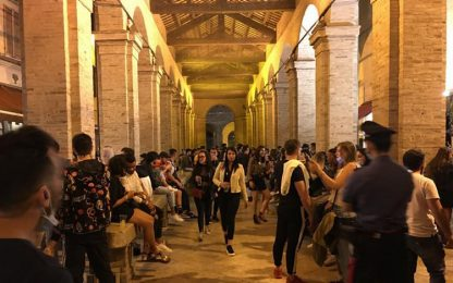 A Rimini aumentano controlli anti-movida