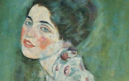 'Ritratto di Signora' di Klimt trasferito in caveau banca
