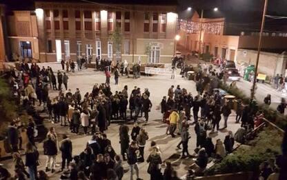 Movida a numero chiuso a Ferrara, mille in piazza Verdi