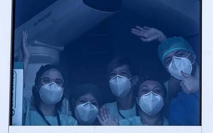 Coronavirus: E-R, i casi attivi scendono sotto quota 3mila