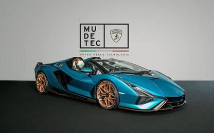 Il Museo Lamborghini riapre le porte al pubblico
