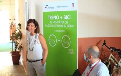 Trasporti: accordo Rimini-Trenitalia per favorire le bici