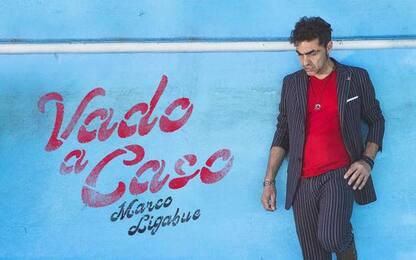 'Vado a caso' nuovo singolo di Marco Ligabue
