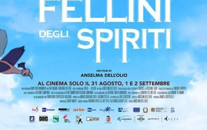 In anteprima a Bologna 'Fellini degli Spiriti'