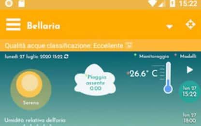 Infomare-ER, l'app per il turista balneare in Emilia-Romagna