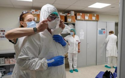 Coronavirus: 41 nuovi casi in E-R, 14 di rientro da estero