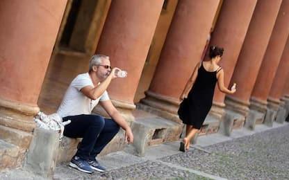 Ondata di caldo nel Bolognese, picchi di 35 gradi