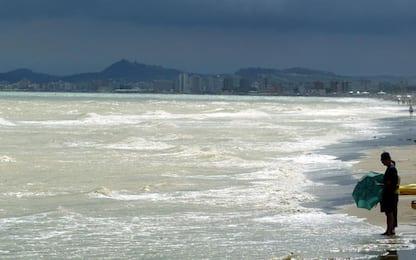 Allerta gialla per temporali su larga parte Emilia-Romagna