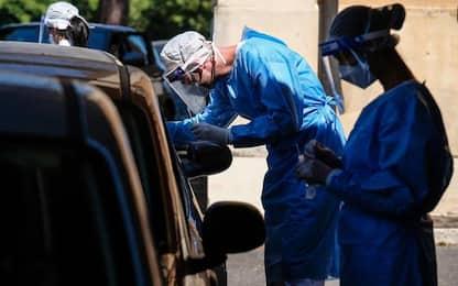 Coronavirus: in E-R 56 nuovi casi su 9800 tamponi, un morto