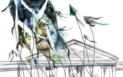 Zaky: a Bologna una maratona artistica per Patrick