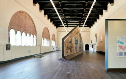 Apre Part, museo con opere della Fondazione San Patrignano