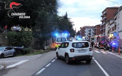 Morto 17enne ferito in scontro contro Suv nel Bolognese