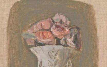 Al Mambo di Bologna i 'fiori' di Morandi con due nuove opere