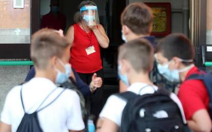 A Forlì obbligo di mascherina davanti ad asili e scuole