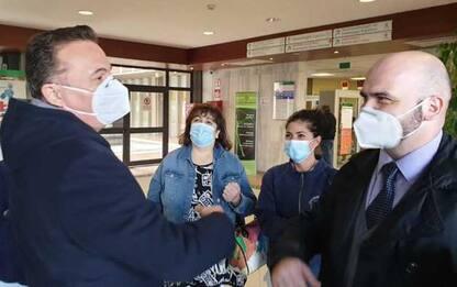 Covid: 4 mesi in ospedale, 'salvo grazie a coraggio medici'