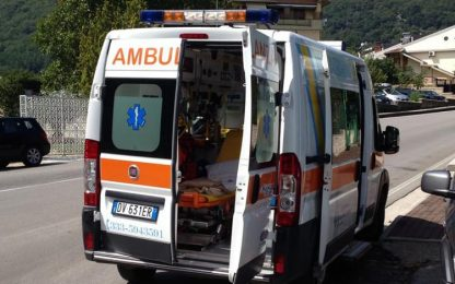 Incidente stradale nel Bolognese, muore giudice di boxe