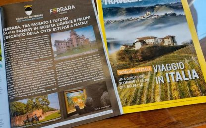 Turismo: Ferrara in uno speciale del National Geographic