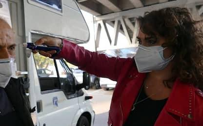Covid: a Modena kit di prevenzione per stranieri in strada
