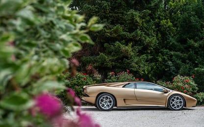 Auto: Lamborghini festeggia i 30 anni della Diablo