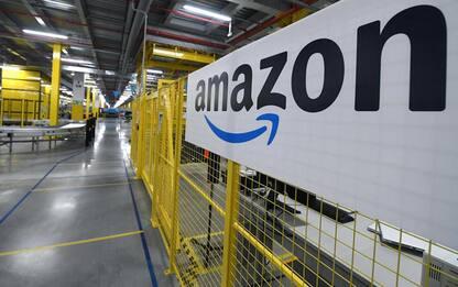 Amazon: due nuovi centri in Italia, 1.100 assunzioni