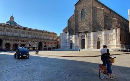 Bologna e Modena zone rosse da giovedì