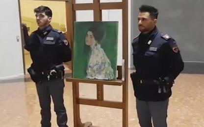 Klimt rubato e ritrovato, pm chiedono l'archiviazione