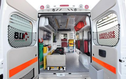 Bimbo di 8 mesi muore in casa nel Modenese