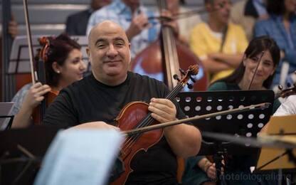 L'Orchestra Senzaspine ricorda il violista Giuseppe Donnici