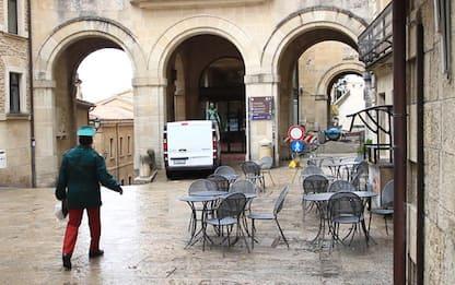 Ristoranti aperti la sera a San Marino, 'ma poca gente'