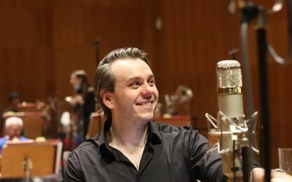 Il tenore Benjamin Bernheim a Bologna per il nuovo disco