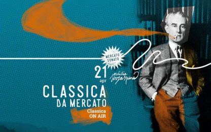 Tutto Ravel per la rassegna 'ClassicadaMercato'
