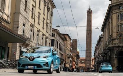 Cresce il car sharing elettrico in E-R, più auto e nuova app