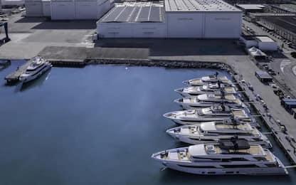 Nautica: Ferretti da record, 56 vari nei primi tre mesi 2021