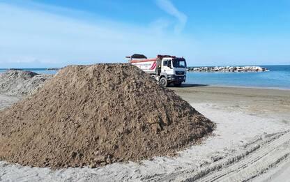 Rimini, 800 mila euro di lavori per il litorale
