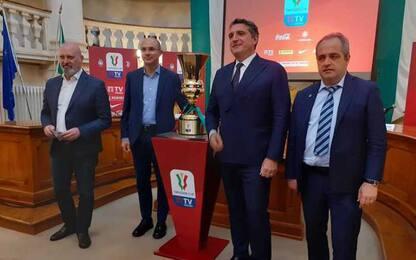 Coppa Italia: finale Juve-Atalanta a Reggio Emilia con 4.300 spettatori