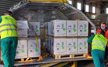 Vaccini: E-R, da lunedì aprono 'registrazioni' per i 40enni