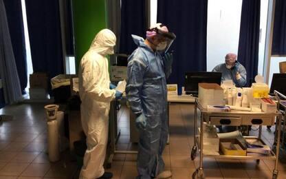 Covid: 240 nuovi casi in E-R, in calo ricoveri e due decessi
