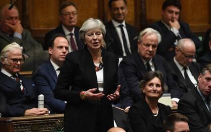 San Marino: Theresa May in visita, riceve onorificenza