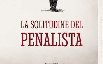 Gabriele Bordoni, La solitudine del penalista in un libro