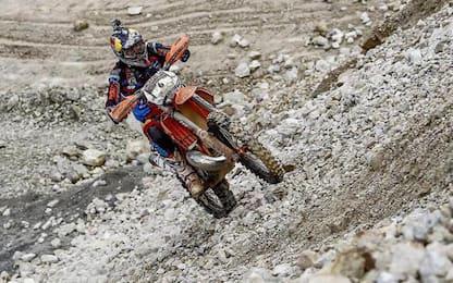 Il sindaco di Arzana mette al bando motocross su Gennargentu