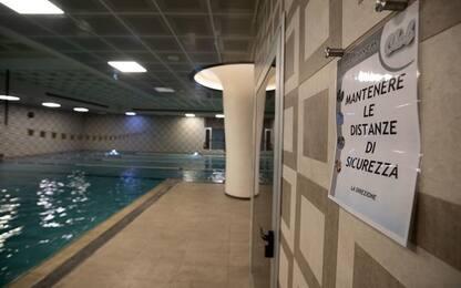 Fase 2: palestre aperte ma molte piscine rinviano