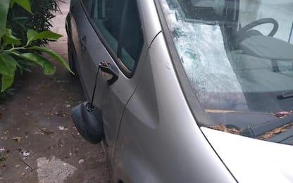 Travolta da auto pirata a Cagliari, preso l'investitore