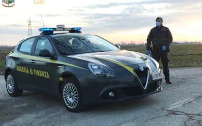 Truffa a Comuni ed evasione, sequestrati beni per 1,2 mln