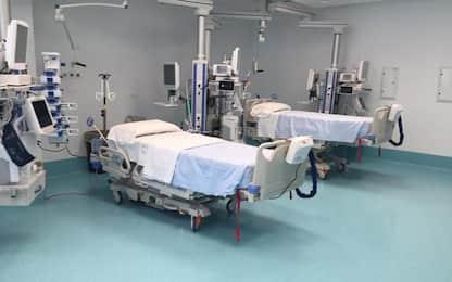 Fase 3: Regione riorganizza rete ospedaliera per Covid-19