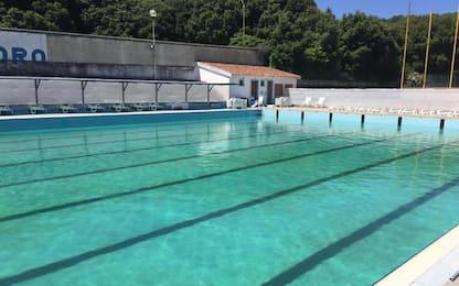 Nuoro, riapre la piscina comunale di Farcana