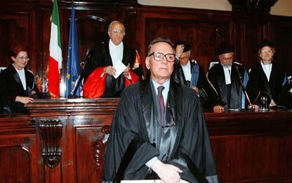Morricone: nel 2000 laurea honoris causa a Cagliari