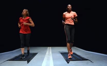 """Fiona May, la sua sfida teatrale con """"Maratona di New York"""""""