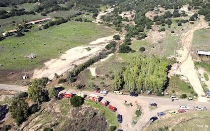 Scomparsa in Sardegna: ritrovata vicino a casa