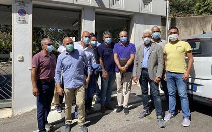 Sciopero Forestali in Sardegna,a rischio campagna antincendi